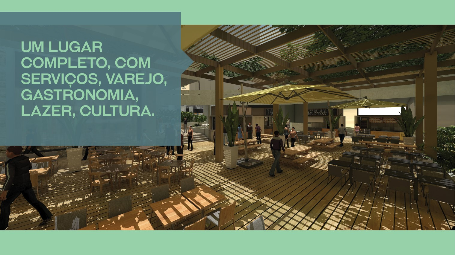 Pátio São Bento. Um oásis no coração de São Paulo. 60 lojas, estrutura de Shopping Center. Localização estratégica na 25 de Março.