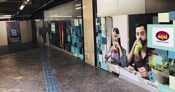 Pátio Metrô São Bento busca lojistas