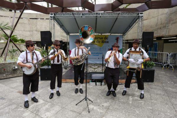 1° Concurso De Música De Rua Toca Aí Final Banda Cucamonga