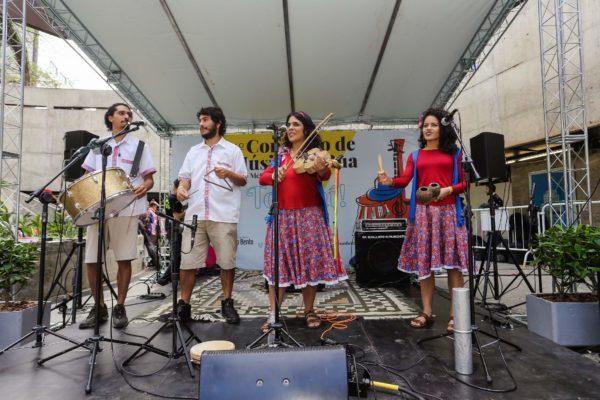 1° Concurso De Música De Rua Toca Aí Final Rabeca Andarilha