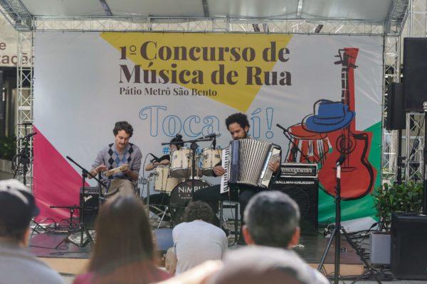 1° Concurso De Música De Rua Toca Aí Final Duo Choro Livre