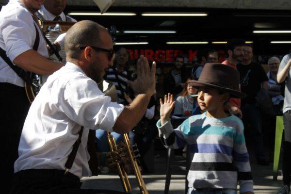 1° Concurso de Música de Rua Toca Aí do Pátio Metrô São Bento Terceira Eliminatória