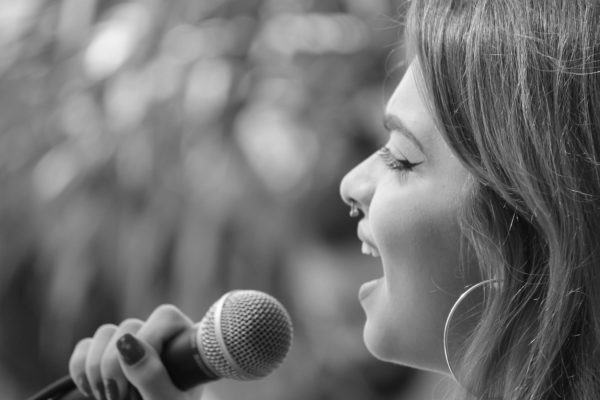 1° Concurso de Música de Rua Toca Aí do Pátio Metrô São Bento Terceira Eliminatória Gisele Lira