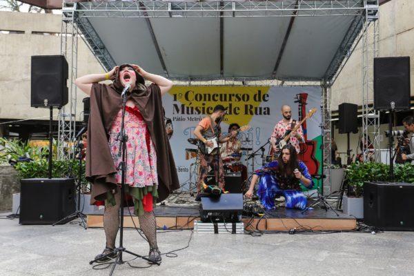 1° Concurso De Música De Rua Toca Aí Final Bolero Freak