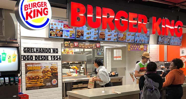 Lojas Pátio Metrô São Bento Burger King