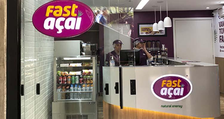 Lojas Pátio Metrô São Bento Fast Açaí