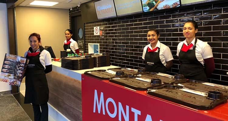 Lojas Pátio Metrô São Bento Montana Grill