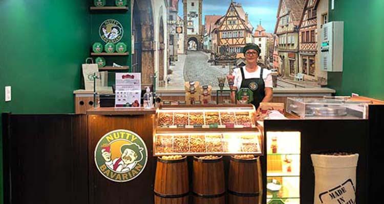 Lojas Site Metrô São Bento Nutty Bavarian