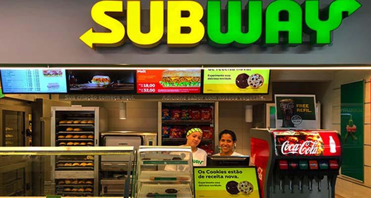 Lojas Pátio Metrô São Bento Subway