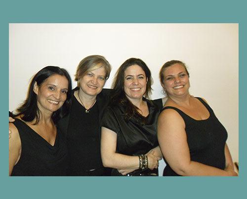Programação Outubro Pátio Metrô São Bento Quarteto Afrodite