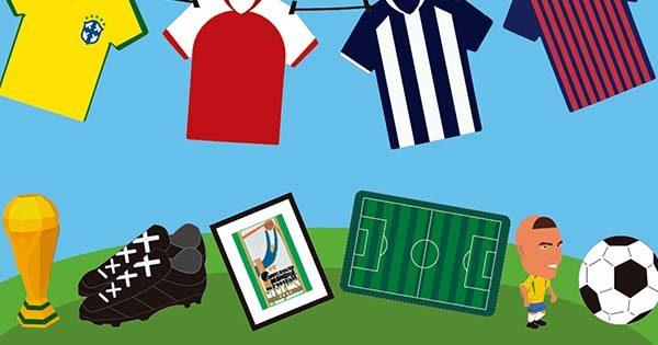 Programação Março Feira de Futebol