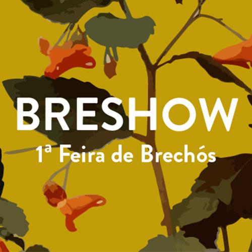 Breshow Feira de Brechós Pátio Metrô São Bento