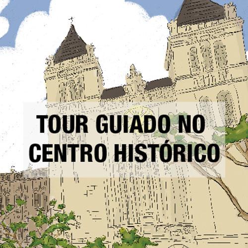 Programação Pátio Metrô São Bento Tour Guiado no Centro Histórico