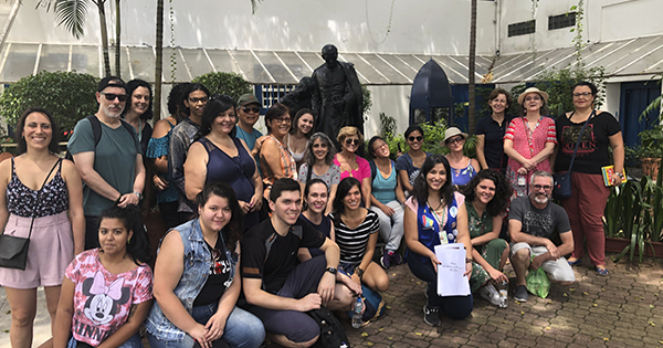 Programação Pátio Metrô São Bento Tour Guiado Especial Mulheres na Formação da História de SP